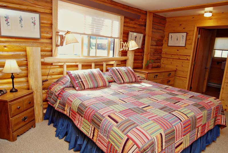cabins bed