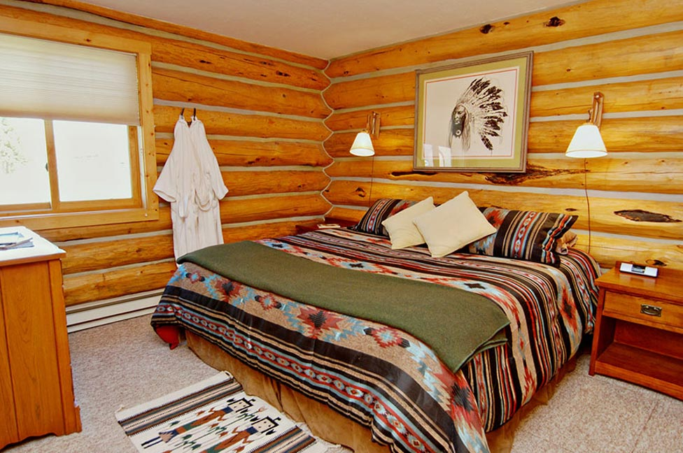 Wyoming All Inclusive Resort accommodations